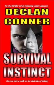 SURVIVAL INSTINCT NEW COVER