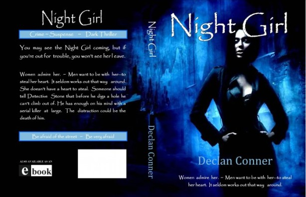 Night Girl full cover2B